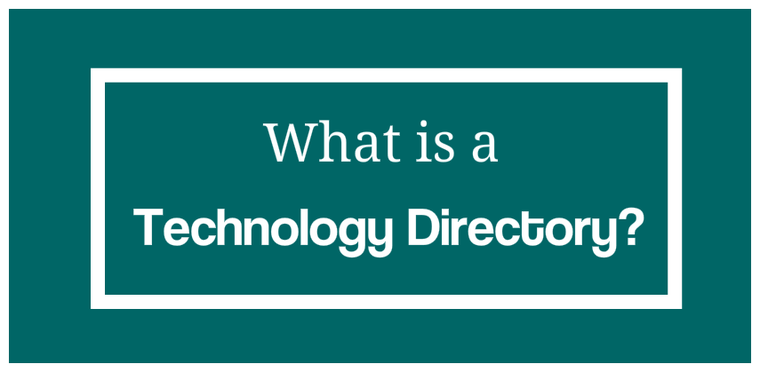 What is a Technology Directory?